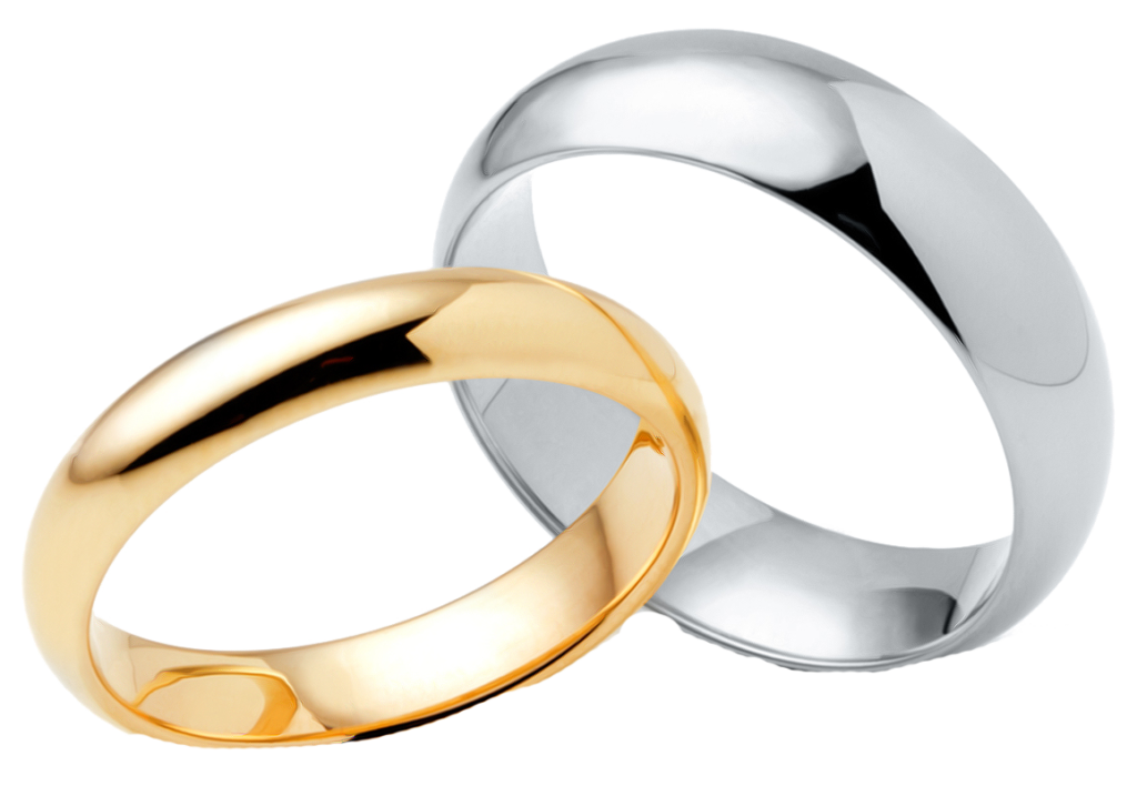 Wedding-bands-white-yellow