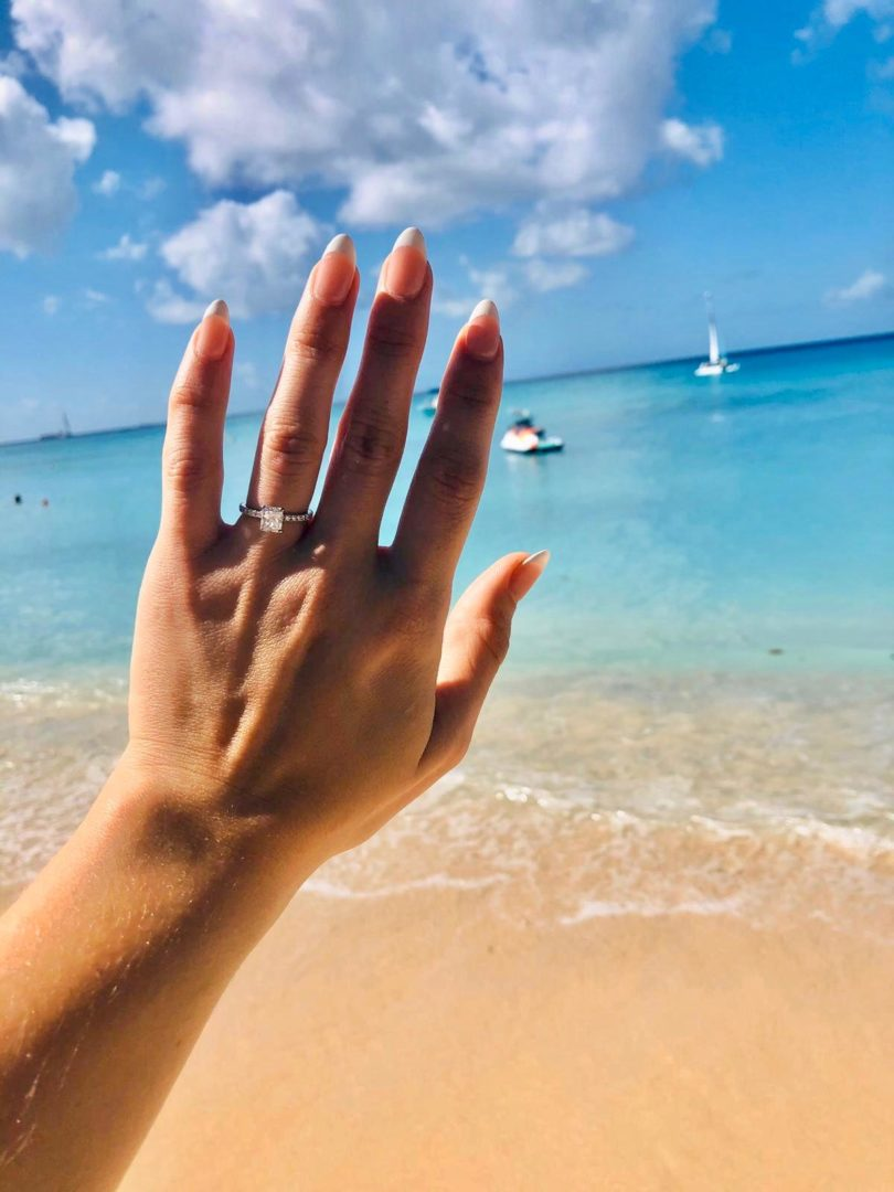 Proposal In Jamaica